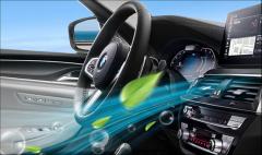 贴心的服务 BMW车内空气健康