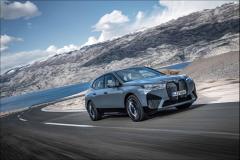创新BMW iX 开启面向未来的