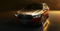 科技创新 新BMW 7系耀影特别